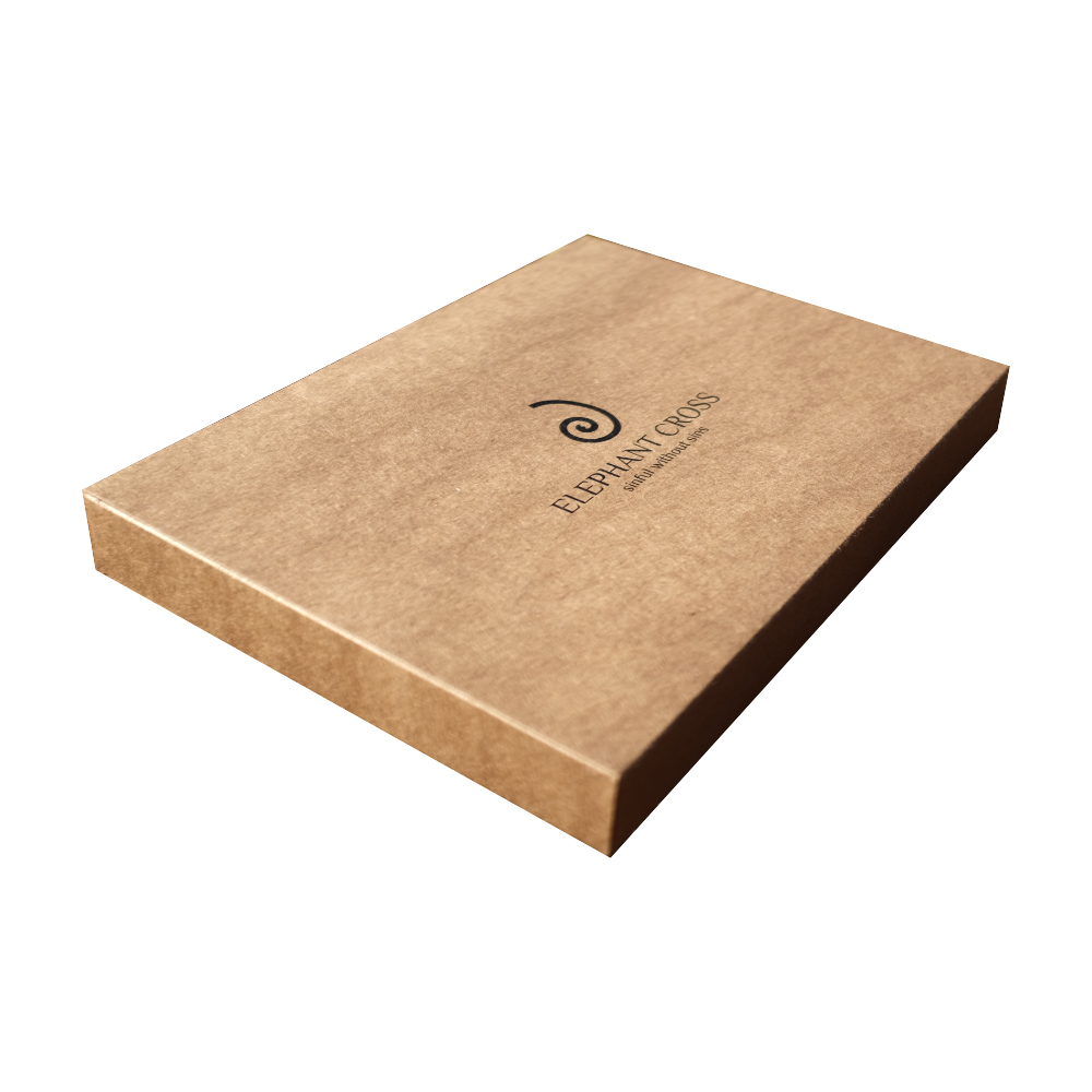 Biodegradable packaging from Elephant Cross